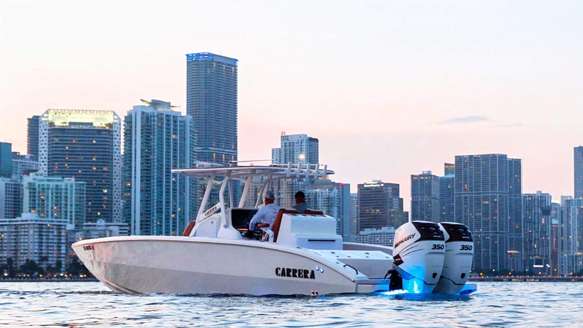 2020 Carrera Boats